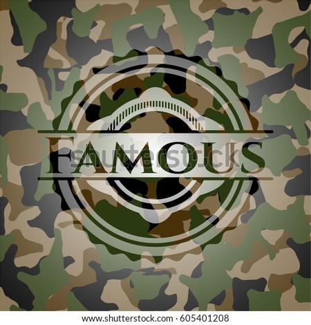 famous camo emblem