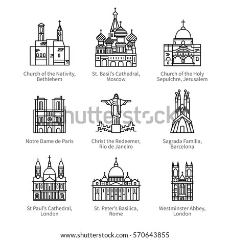 famous christian churches