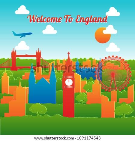 famous landmark of england