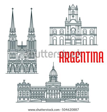 famous landmarks of argentina