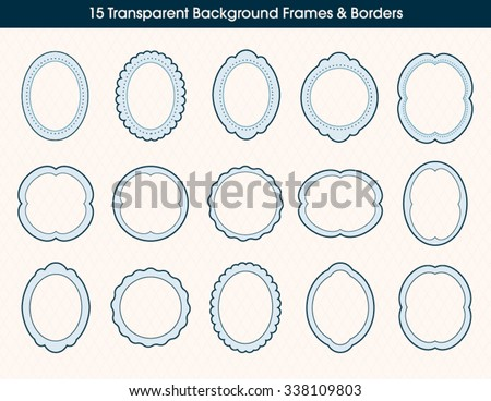 pattern background with oval shapes Download Free Vector Art