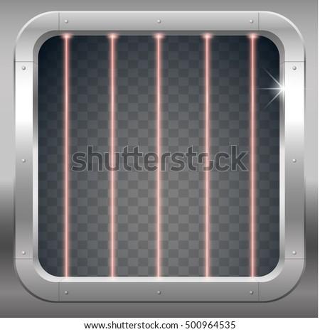 fantastic steel portal prison
