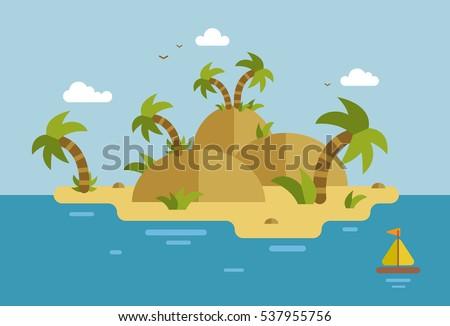 fantastic summer paradise