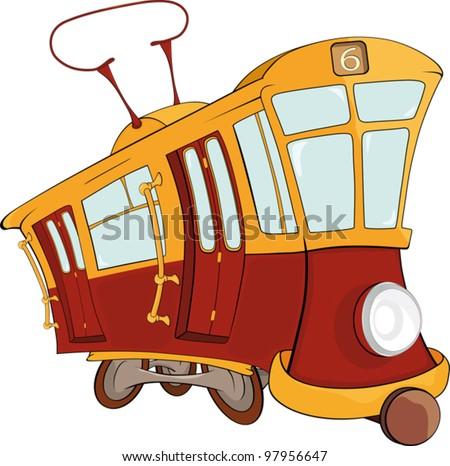 Fantastic tram.