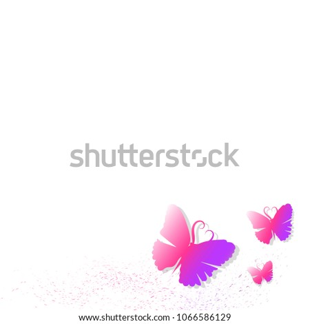 fantasy butterfly ultraviolet