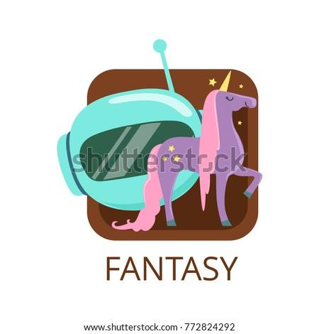 fantasy cinema genre  symbol
