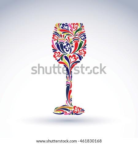 fantasy decoration  art design