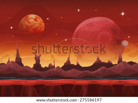 fantasy sci fi martian