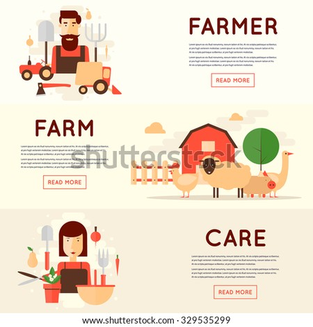 farm farmer's family farmer