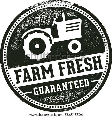 farm fresh vintage market sign