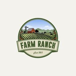 farm ranch logo