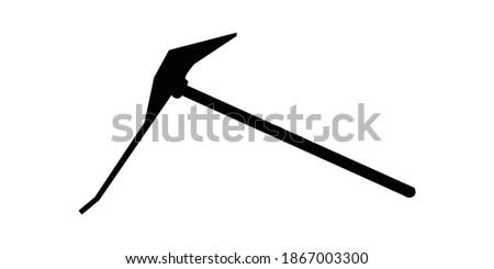 Farmer's Plough icon vector illustration Сток-фото ©
