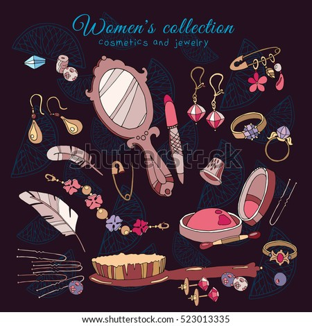 fashion accessories collection  ...