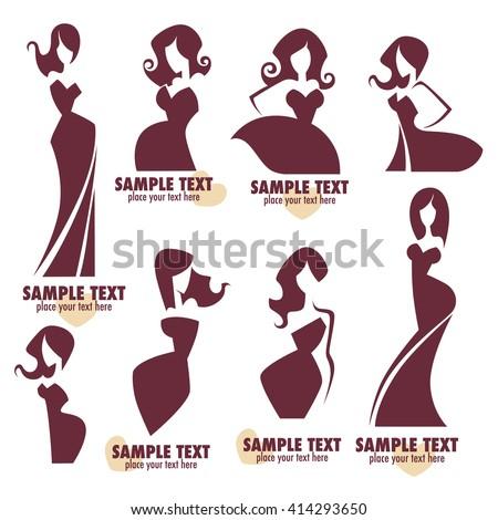 fashion and beauty logo and