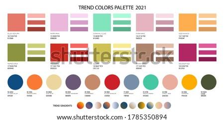 fashion color trend 2020 2021