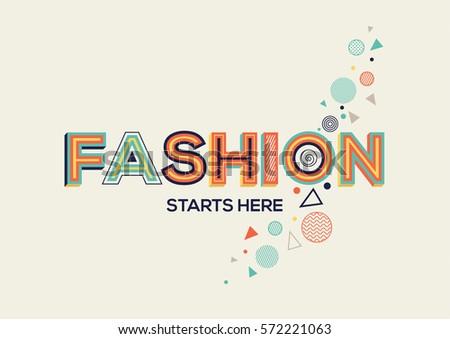 fashion concept fashion modern