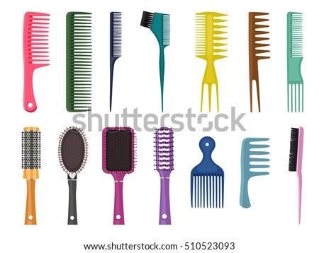 Hair Beauty Equipment Free Vector Download Free Vector Art Stock