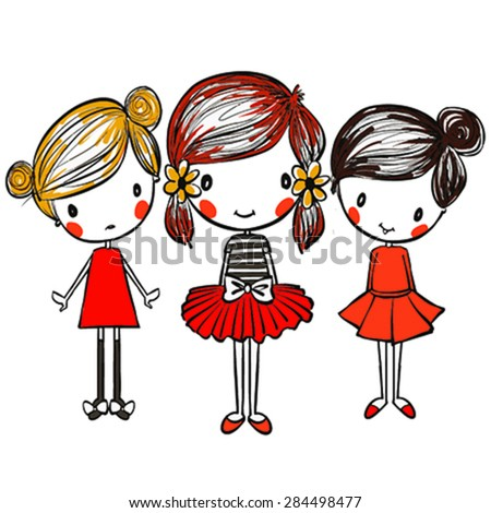 fashion graphic girl   cute