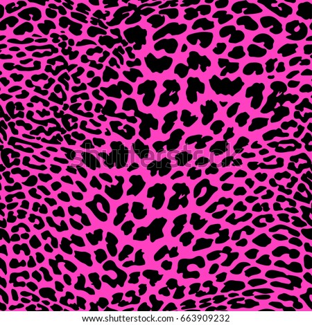 Fashion leopard exotic seamless pattern.Textile ink brush strokes design in doodle grunge texture style.Unique scrapes, watercolor blotted background for a logo, cards, invitations, posters, banners.