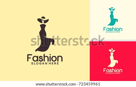 fashion model young teenage girl in jeans overalls vector