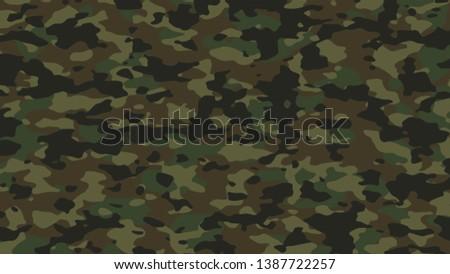 fashion military dark green