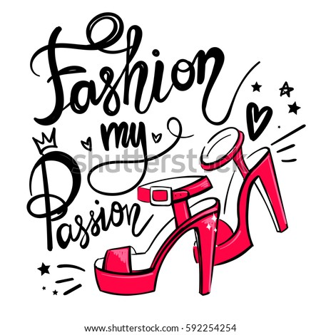 fashion my passion t shirt