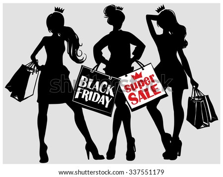 fashion promo ladies with
