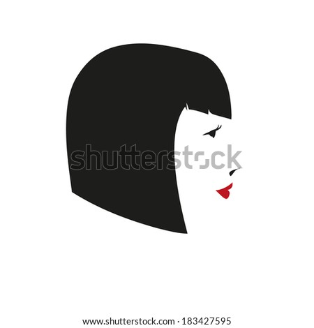 fashion silhouette woman style