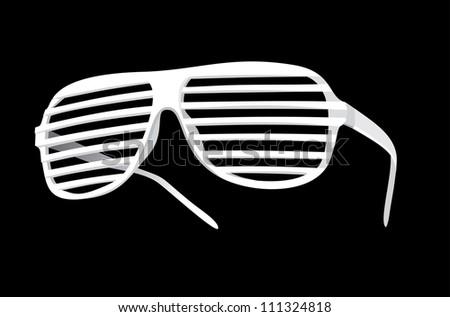 fashion sunglasses - stock vector