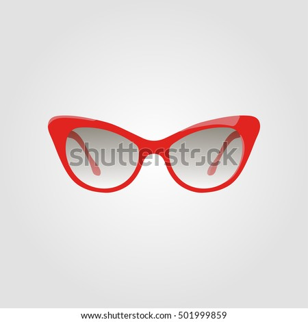 fashion sunglasses cat's eye