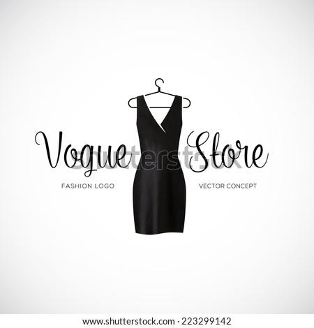 fashion vogue store logo