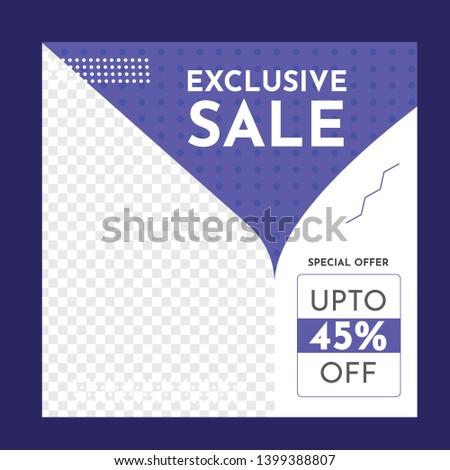 Fashion Web Banners tempalate design