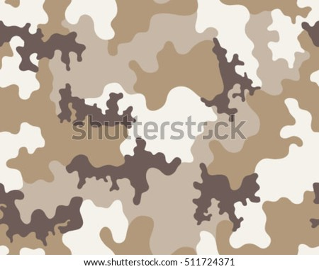 fashionable camouflage pattern