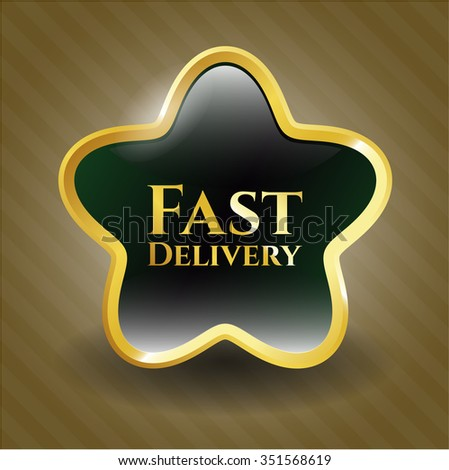 Fast Delivery gold badge