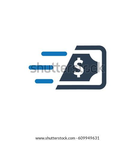 Fast Money Transfer  Icon