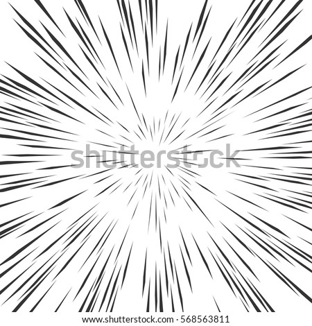 fast speed warp vector effect