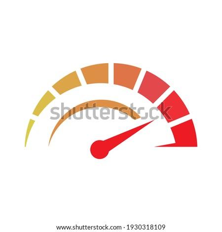 Faster Logo Template vector icon Stock photo ©