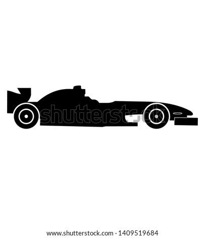 fastest racecar vector f1