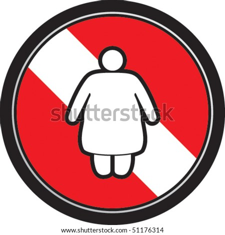 Fat female