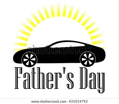 Typographic Father S Day Illustration Download Free Vector Art