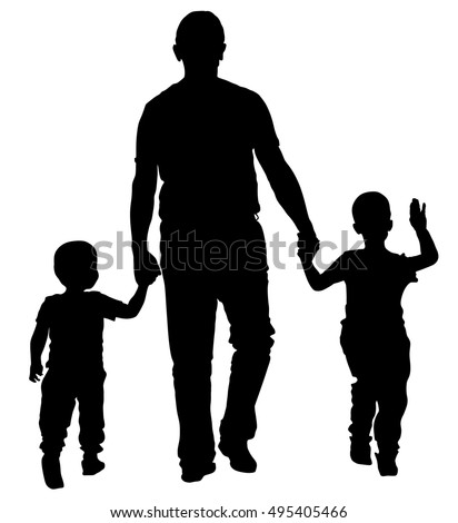Two Boys Walking Stock Illustrations – 148 Two Boys Walking Stock  Illustrations, Vectors & Clipart - Dreamstime