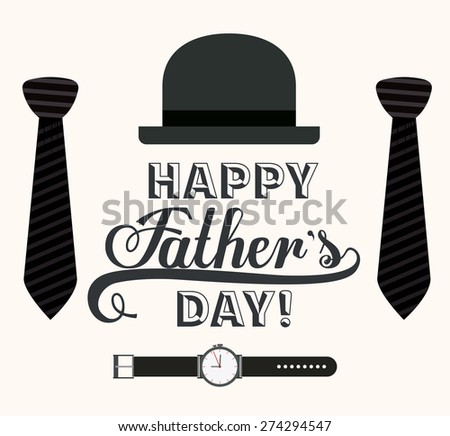 stock-vector-fathers-day-design-over-white-background-vector-illustration