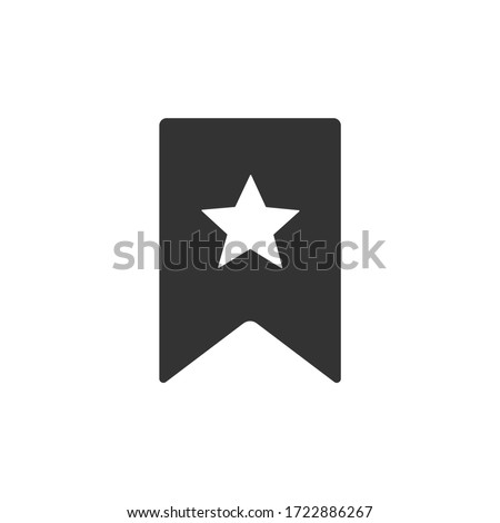 Favorite icon with outline style design Сток-фото ©