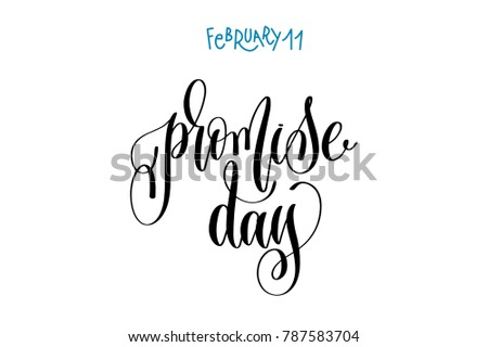 february 11   promise day