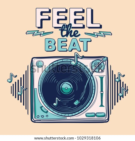 feel the beat   funky