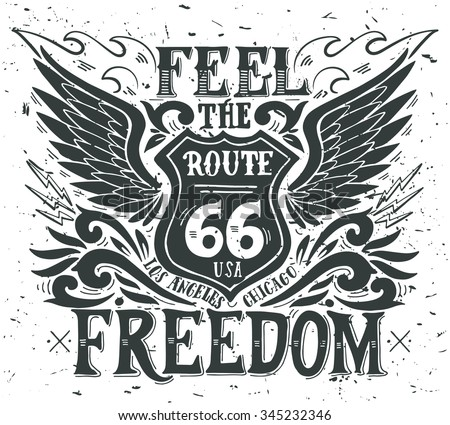 feel the freedom route 66