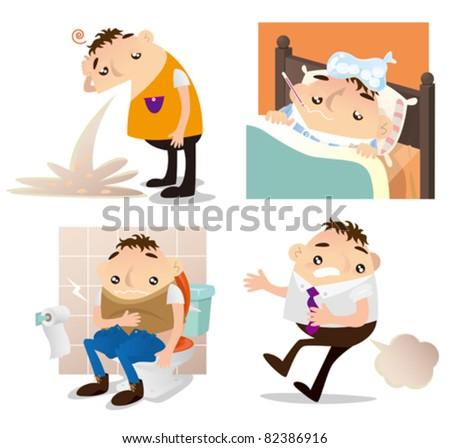 Feel unwell