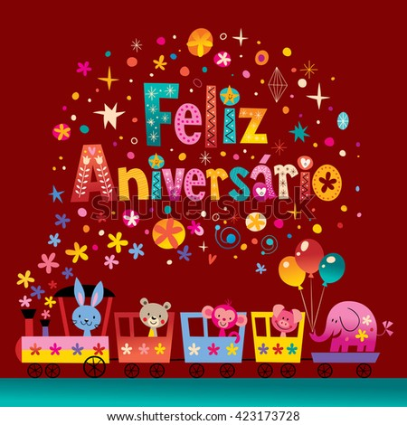 Shutterstock Mobile RoyaltyFree Subscription Photography – Portuguese Birthday Cards