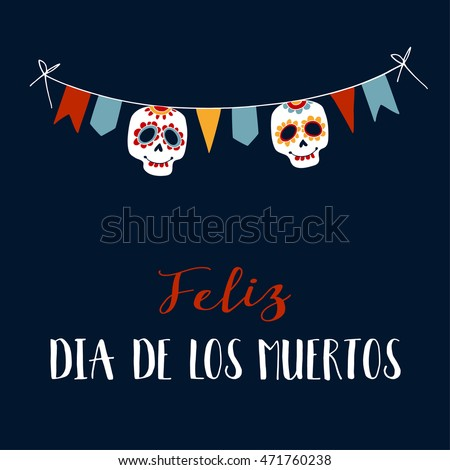 Iconswebsite icons website search over 28444869 icons icon feliz dia de los muertos greeting card invitation mexican day of the dead m4hsunfo