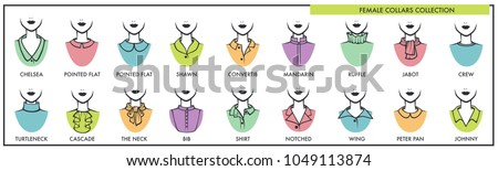 female collars for all kinds of